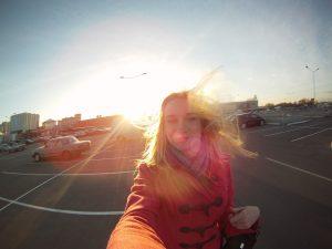 Allarme selfie