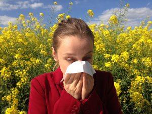 Allergie in primavera