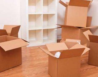 scatole per il trasloco