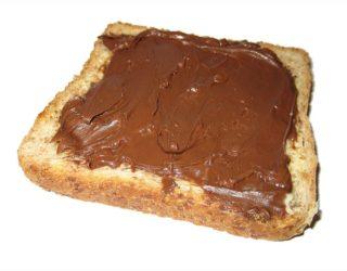 Promozione Nutella in Francia