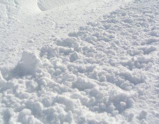 Freddo intenso e neve