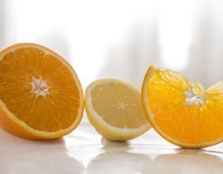 Acqua e limone digestiva