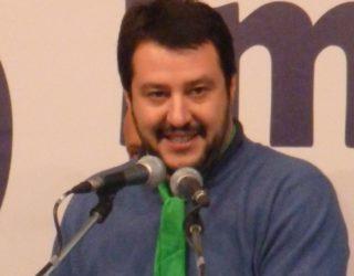 Salvini leader