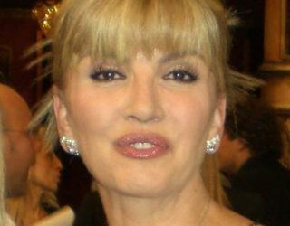 Milly Carlucci addolorata