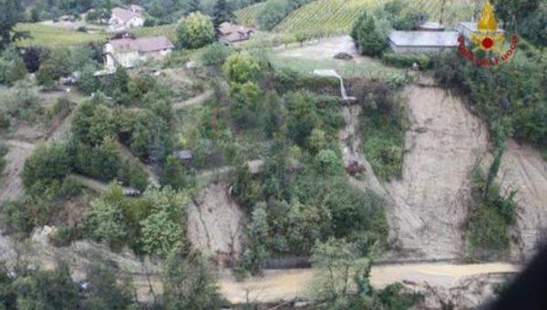 Maltempo Piemonte: ancora chiusa la statale del Lago Maggiore