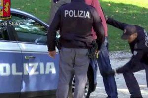 spaccio arresto polizia