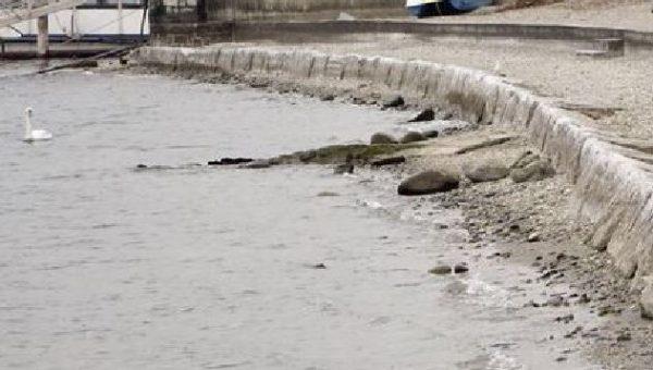 Verbania, Lago Maggiore: mancano 220 milioni di metri cubi d'acqua